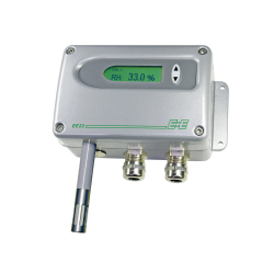 120℃ 측정 가능 온습도 트랜스미터 EE23
