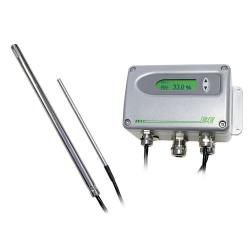 고습/화학 환경을 위한 온도/습도 트랜스미터 EE33