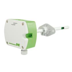 덕트용 CO2/온도 트랜스미터 EE850