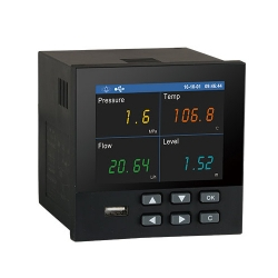 SUPMEA 디지털 다채널 기록계 R9600 4Ch