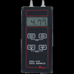 휴대용 압력계 477AV 시리즈